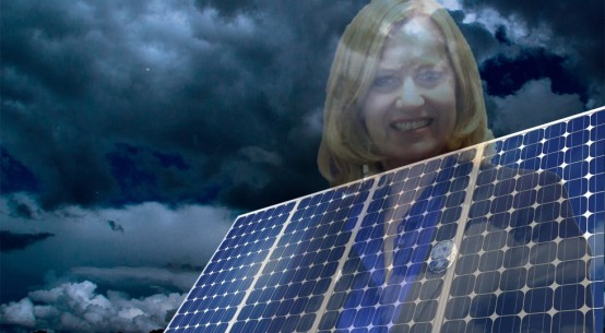 The Conservative government seems hellbent on destroying the solar PV market