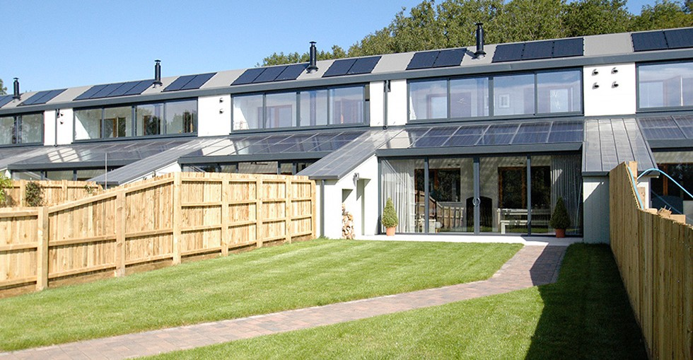green and very affordable to run homes
