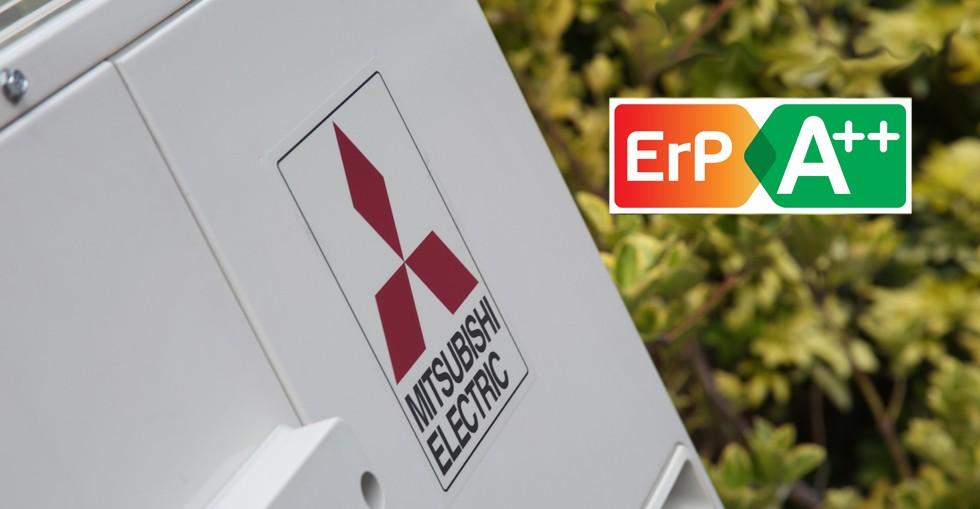 Ecodan air source heat pump