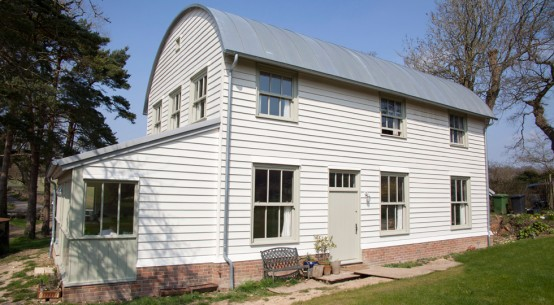 Energy-efficient TEK system home