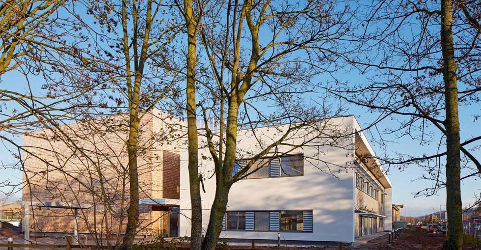 Hereford Passivhaus Archive and Records Centre