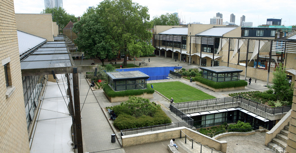 Energys Group saves Hackney Community College 320 tonnes of CO2 a year in major energy retrofit upgrade