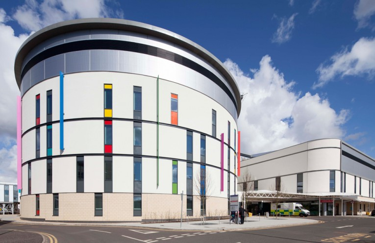 Scotlands largest hospital benefits from Kingspan insulation