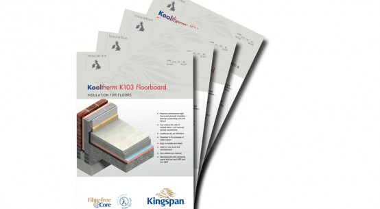 Kingspan 'lower lambda' products hit the market