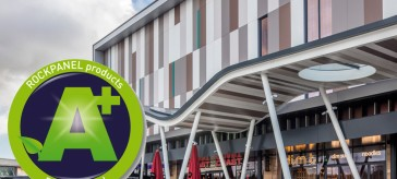 ROCKPANEL®Products Awarded Top BRE Green Guide Rating