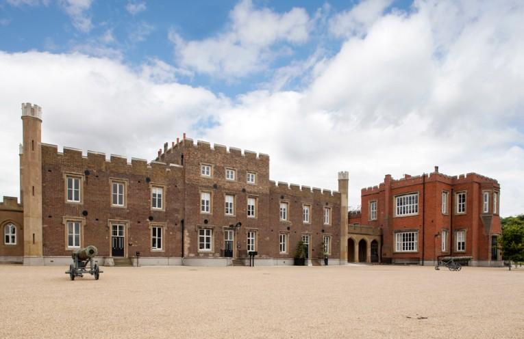 Kingspan Optim-R helps historic Royal Military Academy