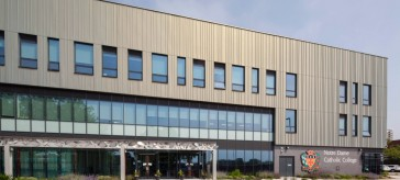 Kingspan Kooltherm Insulation used on Notre Dame School