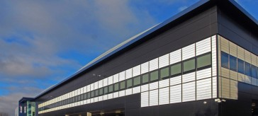 Bringing in the light with the Kalwall translucent daylight building system