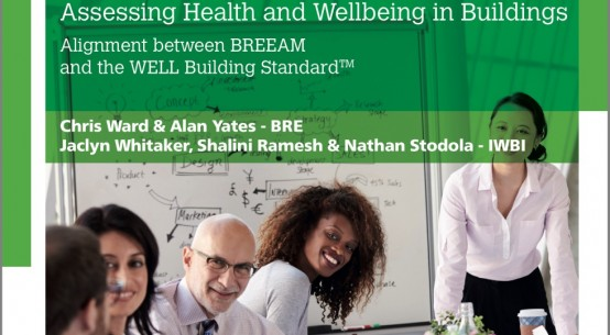 Health and wellbeing in buildings