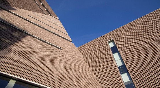 Iconic Tate Modern extension embraces Kingspan Insulation