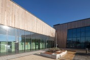 Kingspan TEK cladding keeps mental health hospital on schedule
