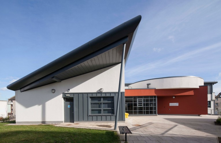 Aberdeen medical centre incorporates Optim-R Terrace System