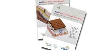 Kingsapan's Kooltherm K100 range