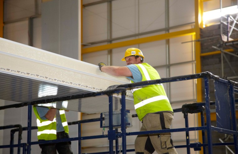 Kingspan Insulated Panles achieve BES 6001