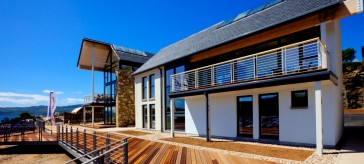 Cupa Heavy 3 slate creates a roof for Life!