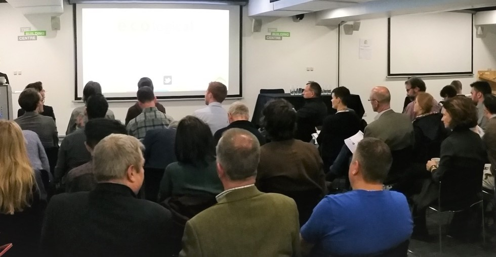 Ecological Building Systems inspire 'wood be' CLT Experts