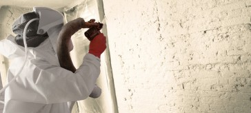 Elastospray® LWP spray foam insulation