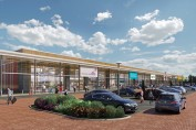 Shopping park achieves BREEAM and carbon neutral