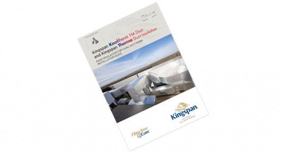 New Ductwork Installation Guide from Kingspan