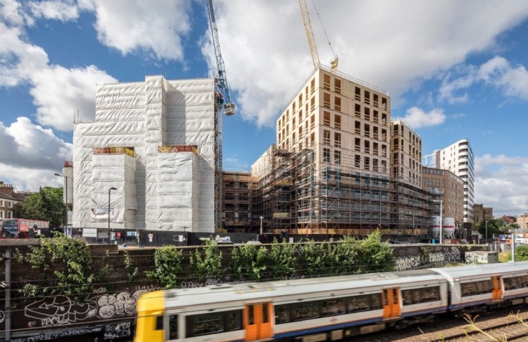 Hackney lead the way on timber building