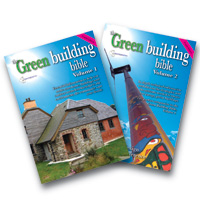 Green Building Bible, fourth edition (both books)
