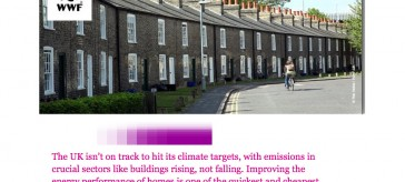 UK homes to take at least 100 years to go fully green