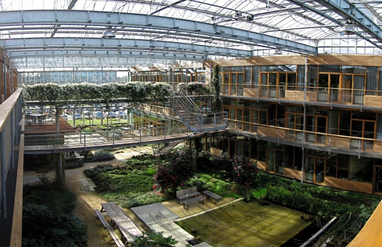 How do green buildings Impact your health?