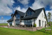Farmhouse of the Future constructed with Kingspan TEK