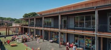 Passivhaus Schools Complete in Carmarthenshire