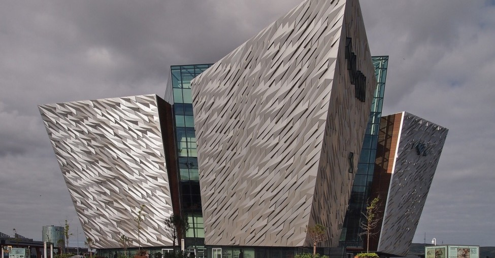 "[caption id=""attachment_3095"" align=""aligncenter"" width=""900""] Titanic Belfast is a rich multimedia spectacle"