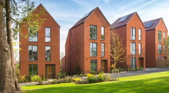 Becoming the UK's leading national sustainable housebuilder