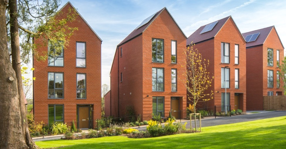 becoming the uk s leading national sustainable housebuilder