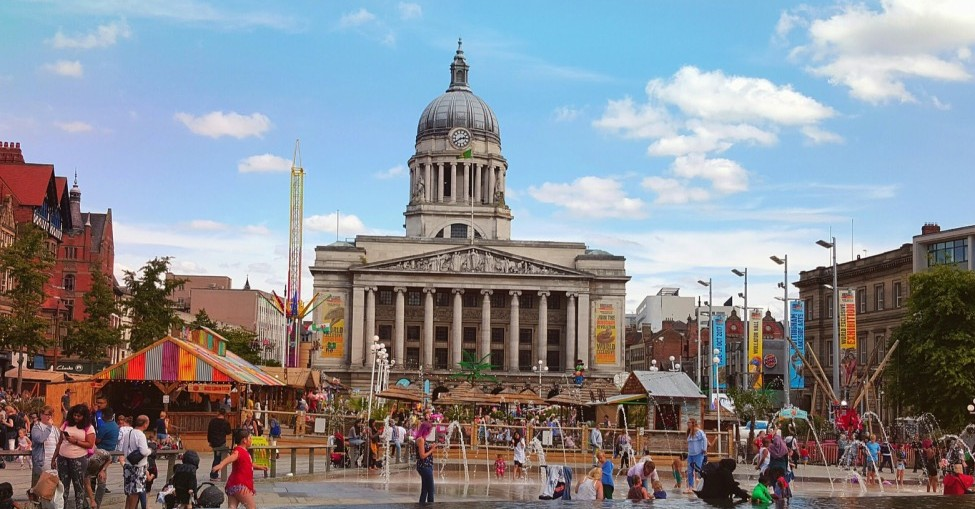 Nottingham aims to be first carbon neutral city in the UK