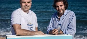 Kingspan launches ocean plastic clean-up partnership