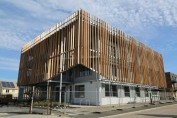 Bicester's Eco Business Centre scoops award for planning innovation