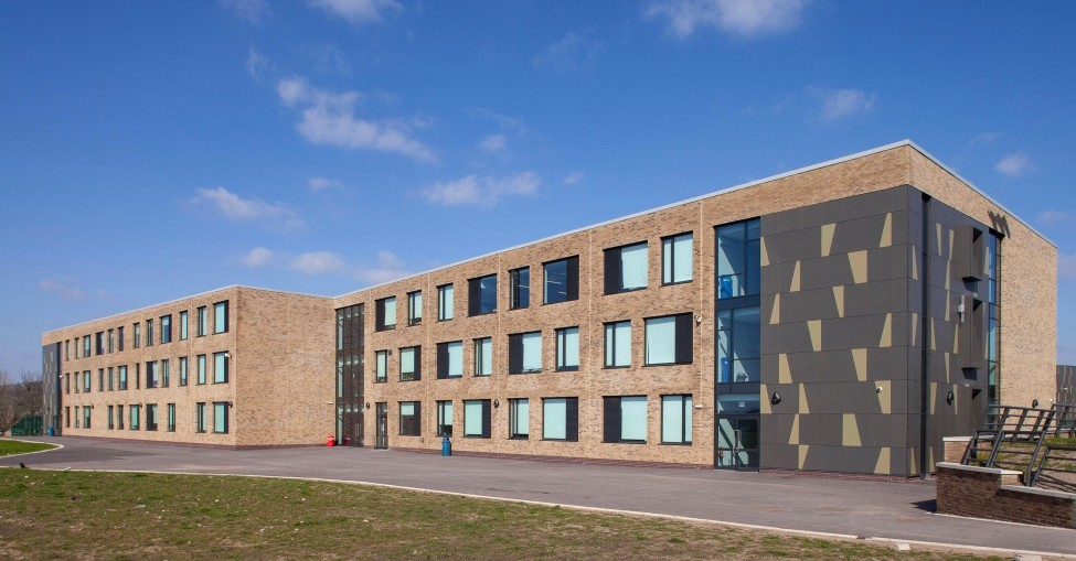 Kingspan helps deliver first-class learning environment in its hometown