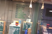 Reading encouraged to be more sustainable