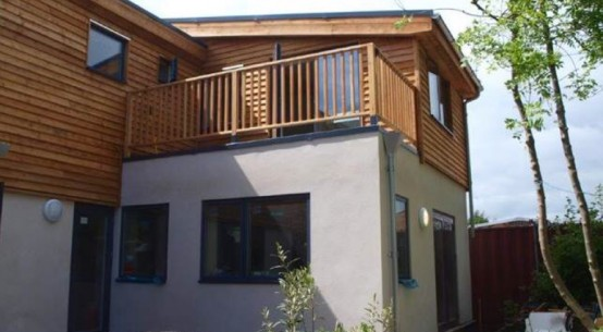 Three new 'low carbon' homes for Bedminster cooperative association