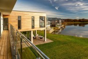 Kingspan TEK provides off-site solution for luxury homes