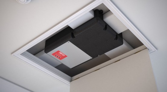 Domus Ventilation debut at two construction shows this winter