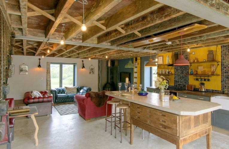 The Rookery - new Build eco-let in Lancashire
