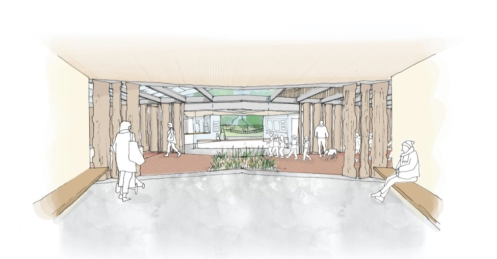 Royal Parks learning centre to be eco-friendly