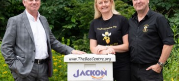 Jackon puts the environment centre stage with new 'Bee Centre' initiative