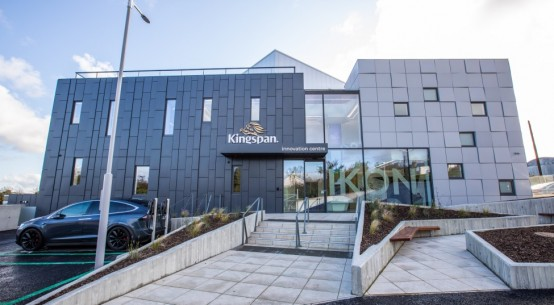 Global building industry leader Kingspan launches plans to tackle climate change