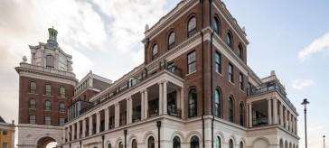 Kingspan OPTIM-R appointed for Royal Pavilion