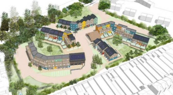 Green housing boosts Bristol's carbon drive