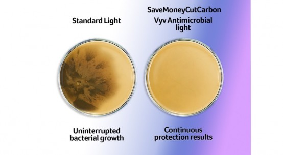 New light technology to kill viruses for property management companies