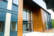 UK's first energy-positive office opens in Swansea